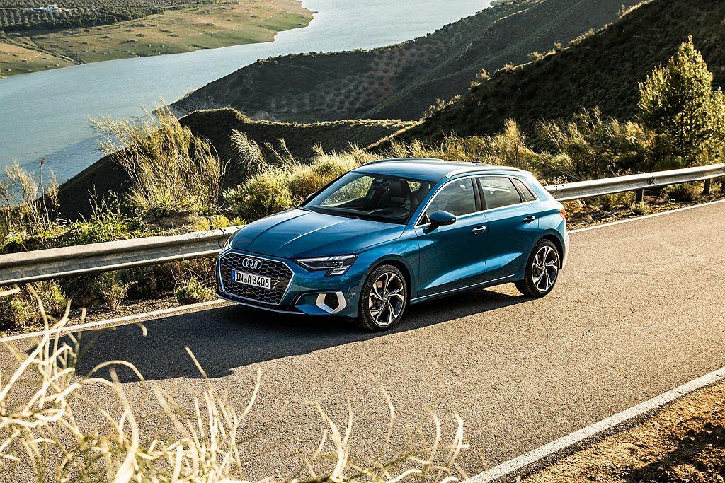 Audi A3 Sportback今年配額也已提前售罄,為讓更多消費者體驗到新世...