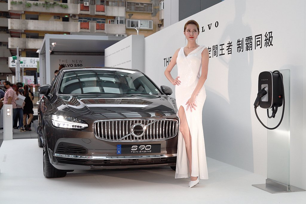 運用新Volvo S90頂尖奢華的內裝配備,打造沉浸式感官體驗空間與活動內容規劃...
