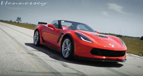 影/開不慣中置引擎Corvette?試試850匹七代Z06吧!