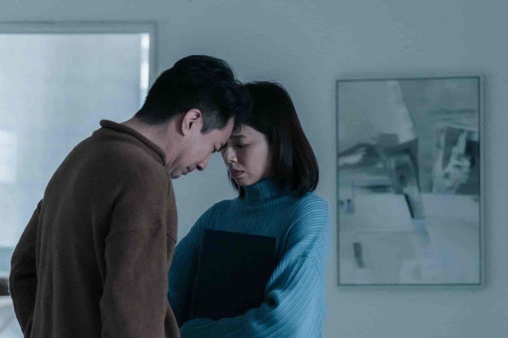 「失去」由黃健瑋、夏于喬扮演離婚夫妻。圖/台北電影節提供