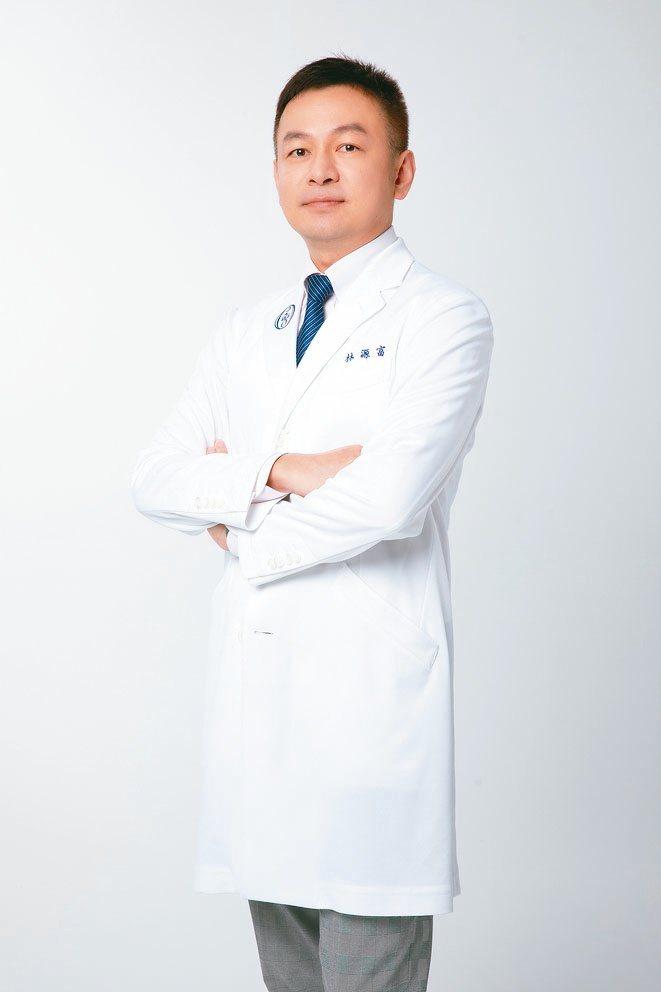 林源富二林四季皮膚科診所院長 圖╱四季皮膚科提供