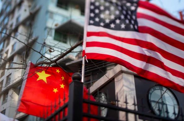 拜登執政後主打「中產階級的外交政策」要讓一般美國老百姓有感,要贏過中國,至少有四項政策,出現問題。法新社