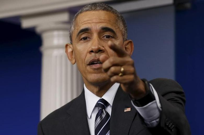 歐巴馬雖已不再是美國總統,一舉一動仍極受關注。(路透資料照片)