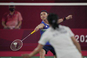 羽球/奧運首秀表現驚奇 越南女將:遺憾對小戴沒把握機會