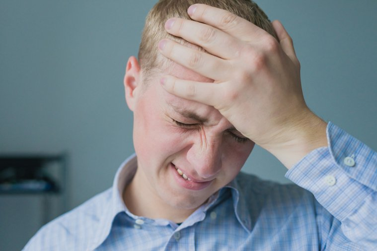 頭痛不要忍!頭痛治療的正確3大觀念。圖/ingimage