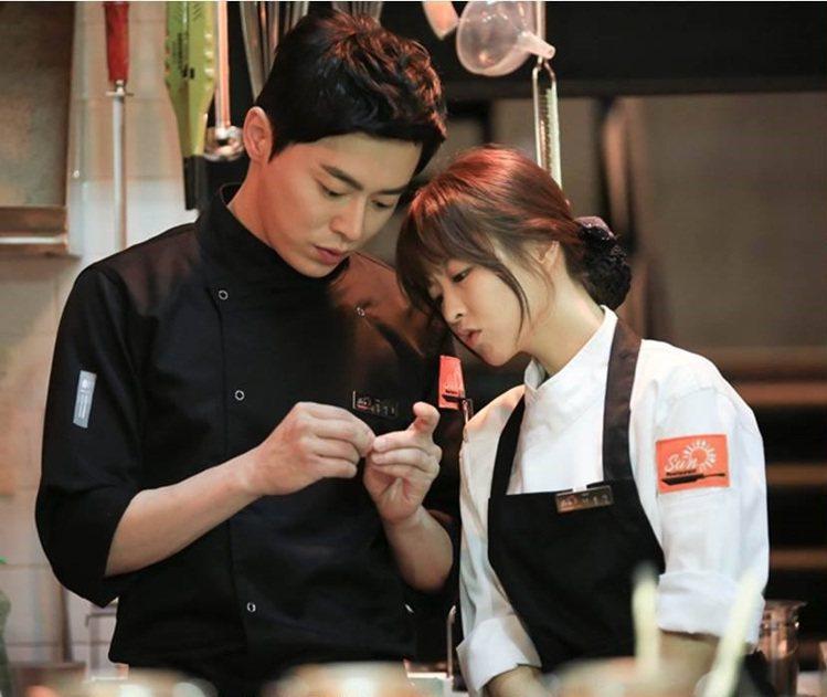 《Oh 我的鬼神君》因曹政奭和朴寶英的流暢演技而加分。圖/截自tvN