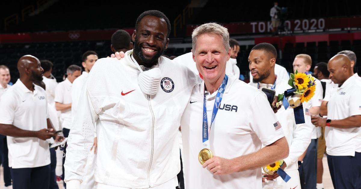 有意掌巴黎奥运教鞭 柯尔希望柯瑞补上夺金缺憾