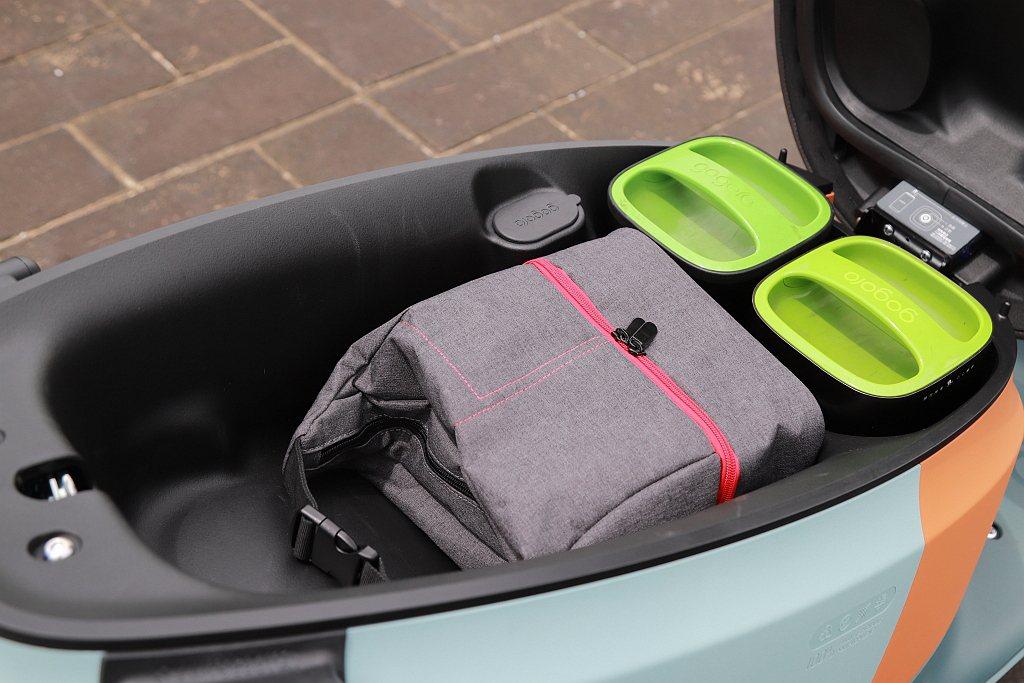 別感覺車廂空間差異不明顯,差這麼一點可能就是一件雨衣、外套、雜物,甚至是一頂安全...