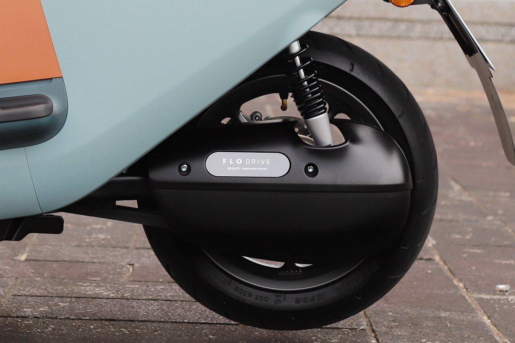 Gogoro VIVA XL BELT傳動系統升級為FLO DRIVE皮帶傳動系...