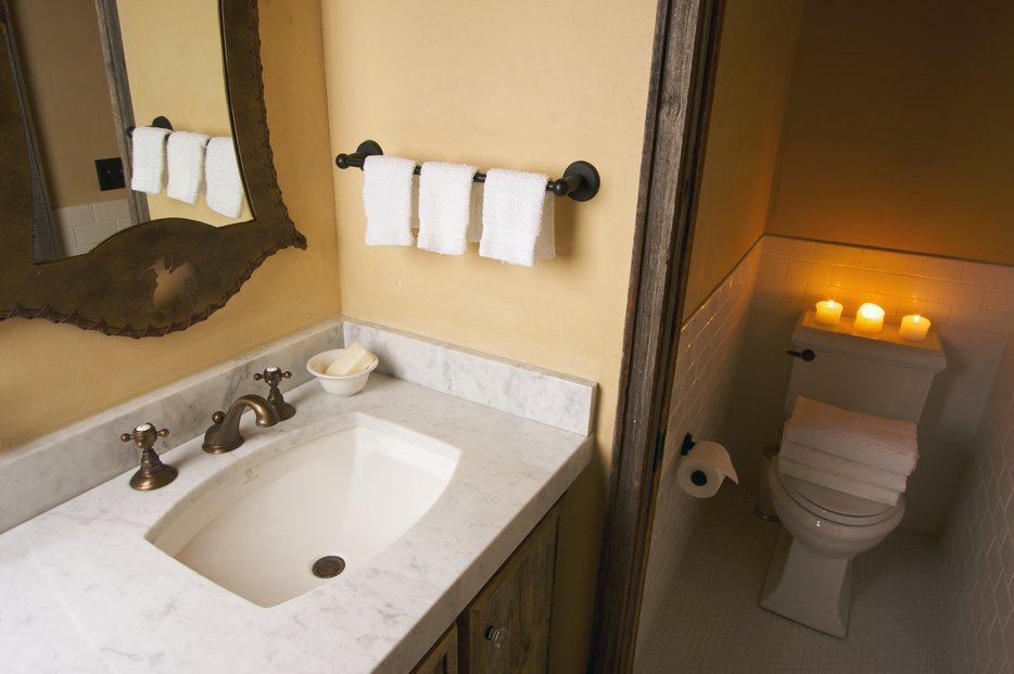 洗手台獨立設計的配置讓網友們頻頻稱讚。示意圖/ingimage