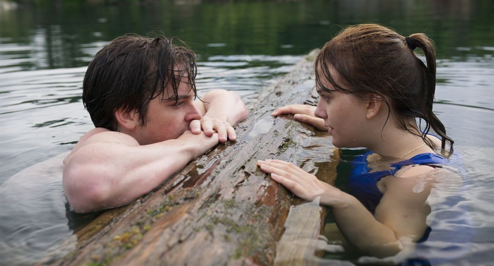 「樂動心旋律」有浪漫動人的感情戲。圖/APPLE TV+提供