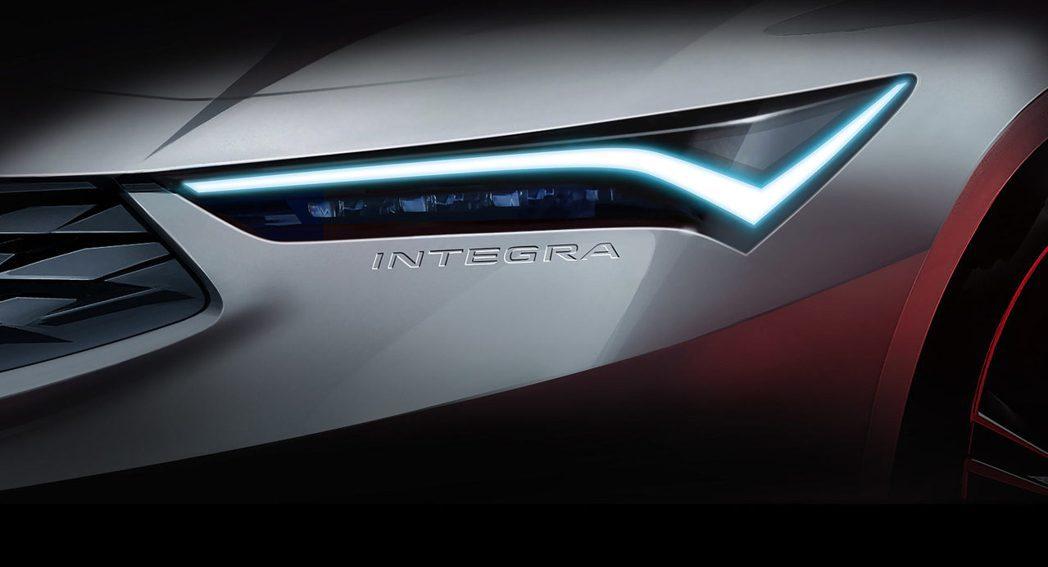 Acura Integra的設計風格與TLX Type S相當神似。 摘自Acu...