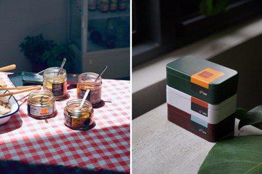 LOUU(露物)是2021年上市的保存食品牌,相較市面上的產品,有著成分相對簡約純粹的內在與風格外觀。圖/LOUU提供