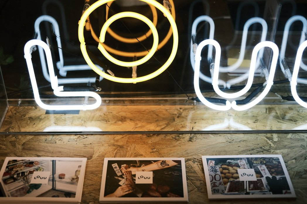 LOUU由ADC Studio與攝影師潘怡帆一同打造品牌形象,以活潑、混血的鮮明...