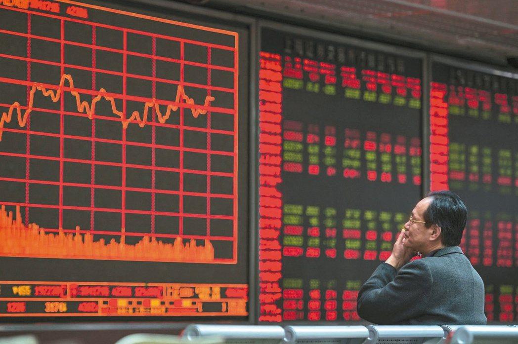中國大陸近期宣布,將催生第三個全國證券交易所:北京證券交易所。示意圖(本報系資料...