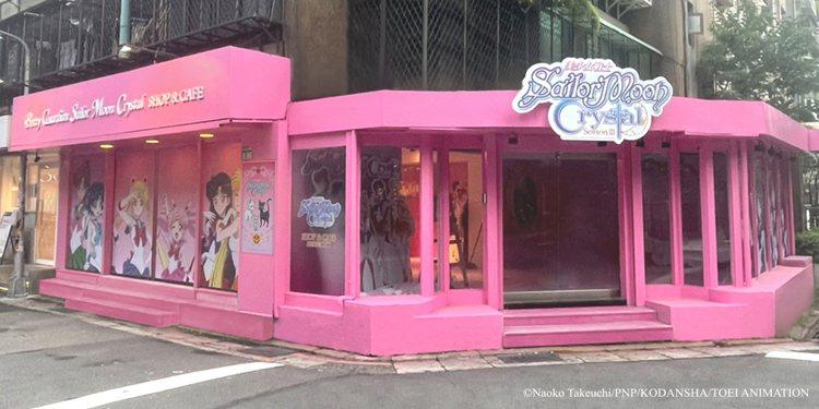 IG打卡新地標!「美少女戰士Crystal期間限定咖啡店」即日起登場。圖/美少女...