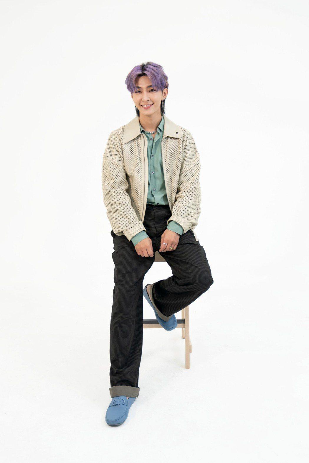 炎亞綸獨挑大樑主持YT節目。圖/CL Creative & Entertainm