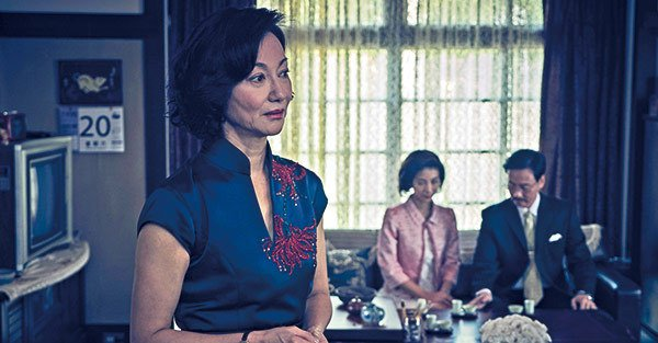 惠英紅在戲中詮釋棠夫人,貌似婉約,手段卻厲害,角色難度很高。    圖/雙喜...