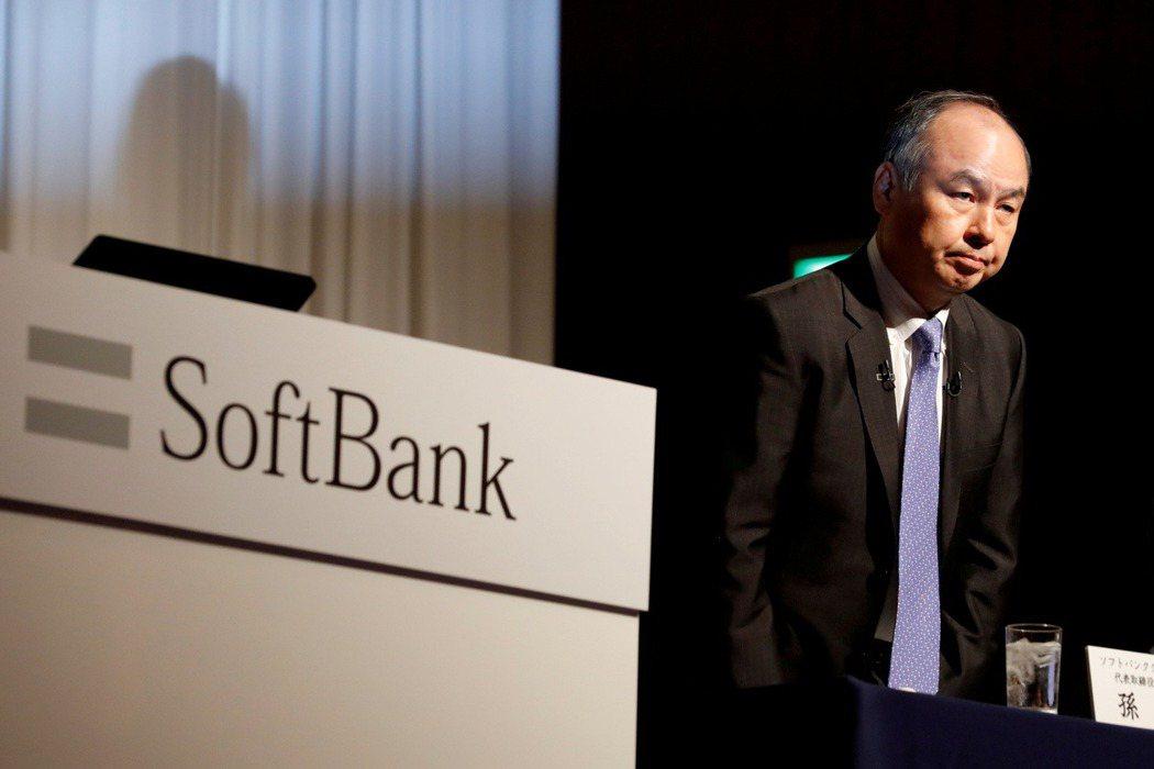 日本數位新創投資龍頭「軟銀集團」8月11日宣布暫停在中國進行投資。 圖/路透社