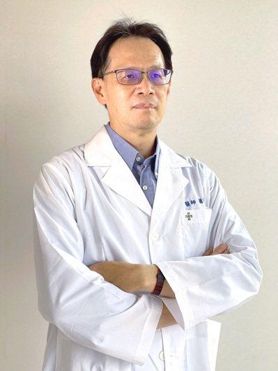 秀傳紀念醫院喉科主任蕭信昌。 圖/蕭信昌 提供