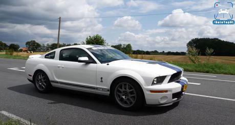 影/別被儀表板的刻度限制 Ford Shelby GT500跑出超越時速表的極速!