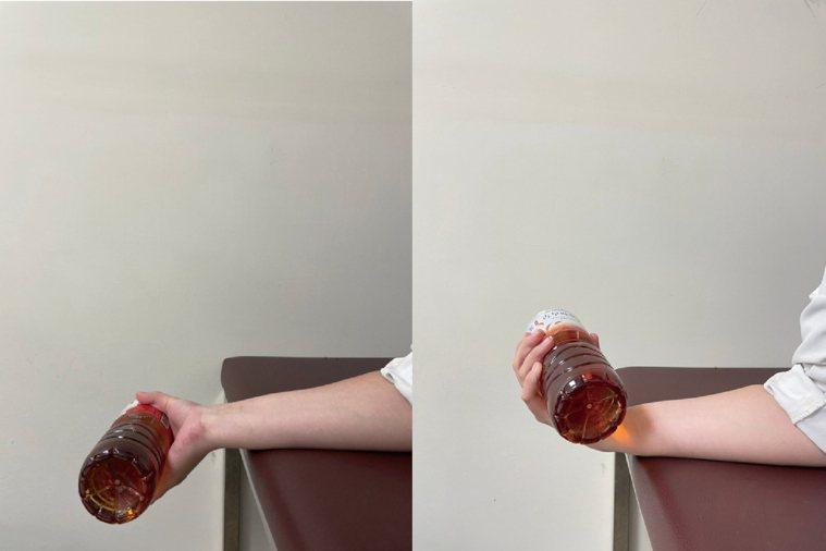 (圖13.屈肌訓練。動作示範/丁雅婷物理治療師 圖片來源/蔡育霖醫師提供) 圖/...
