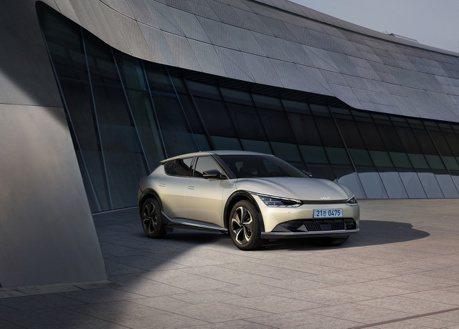 Kia EV6是首輛獲得碳足跡認證的韓系環保車!
