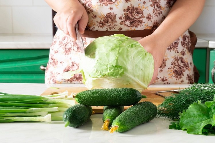 吃高麗菜可預防骨鬆? 圖/常春月刊提供