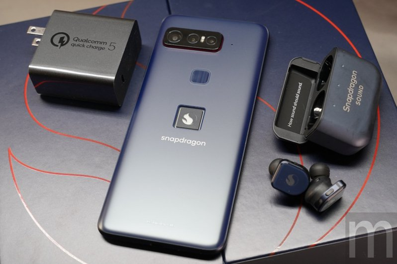 ▲針對粉絲向打造的Snapdragon Insiders手機