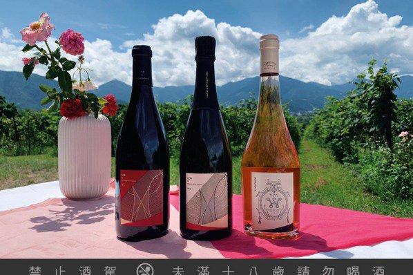 台灣之光!2021紐約國際葡萄酒競賽 威石東獲一金二銀