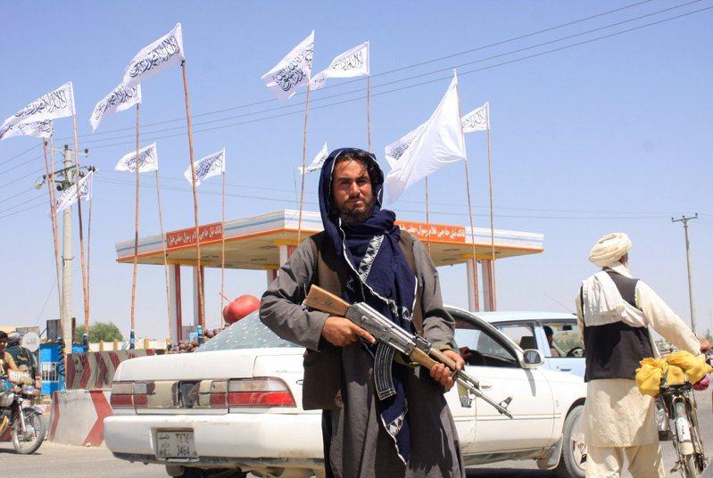 阿富汗變局影響全球地緣政治。路透