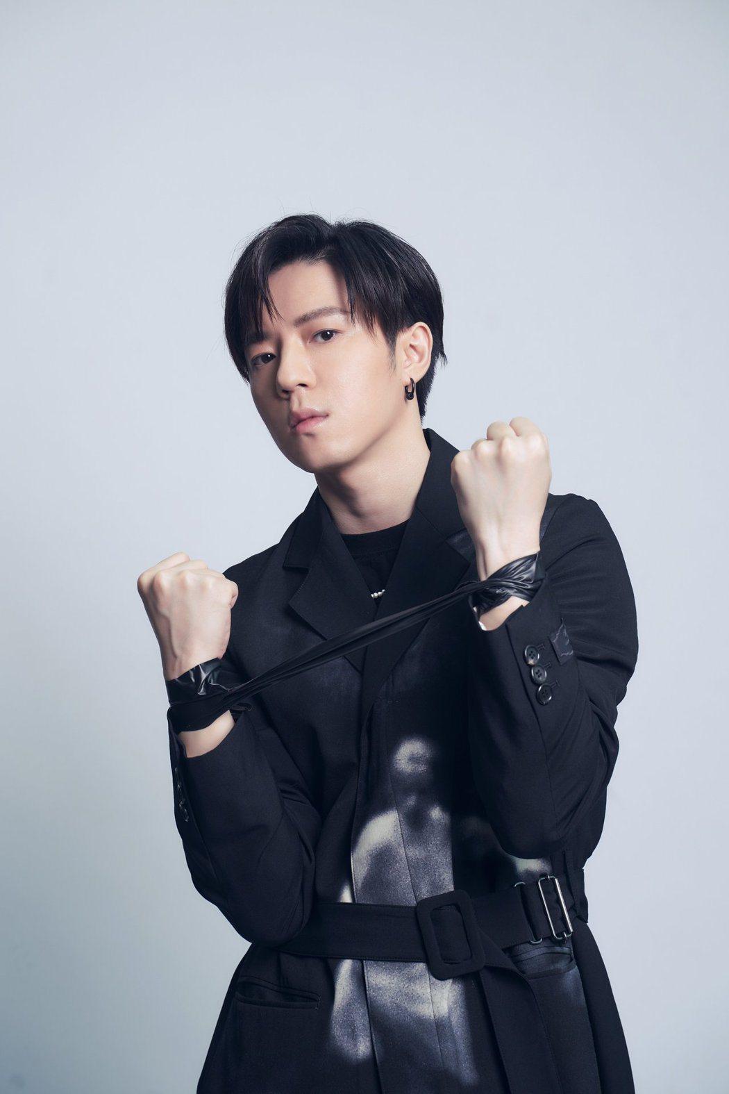 蔣卓嘉推出全新單曲新歌「Miss逃脫」。圖/索尼音樂提供
