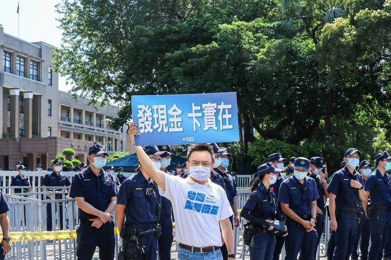 國民黨立委洪孟楷。圖/取自洪孟楷臉書
