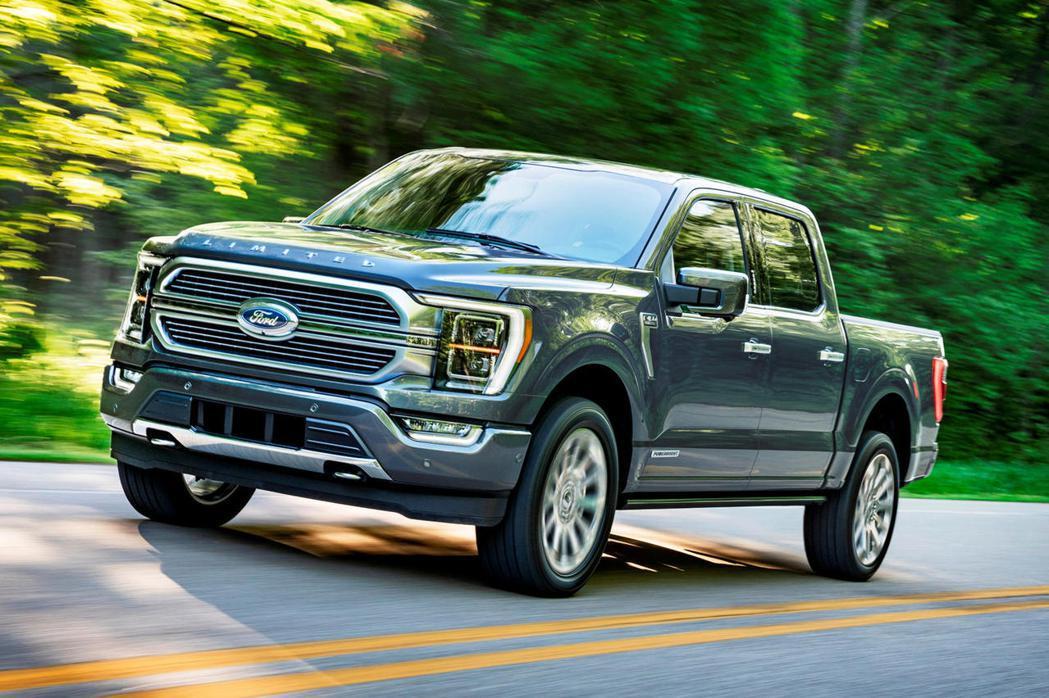 Ford的皮卡依然是銷售保證。 摘自CarBuzz.com
