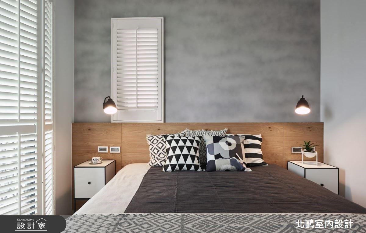 除了可在床頭或床邊設計燈控,沒有大幅裝修需求的民眾,也建議可安裝遙控燈具。 圖/...