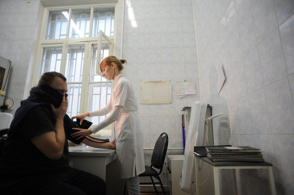 「是什麼使一個人得以成為人、受苦意味著什麼、成為一個良善而關懷的人又意味著什麼?」圖為莫斯科的謝爾布斯基精神病學研究中心。 圖/法新社