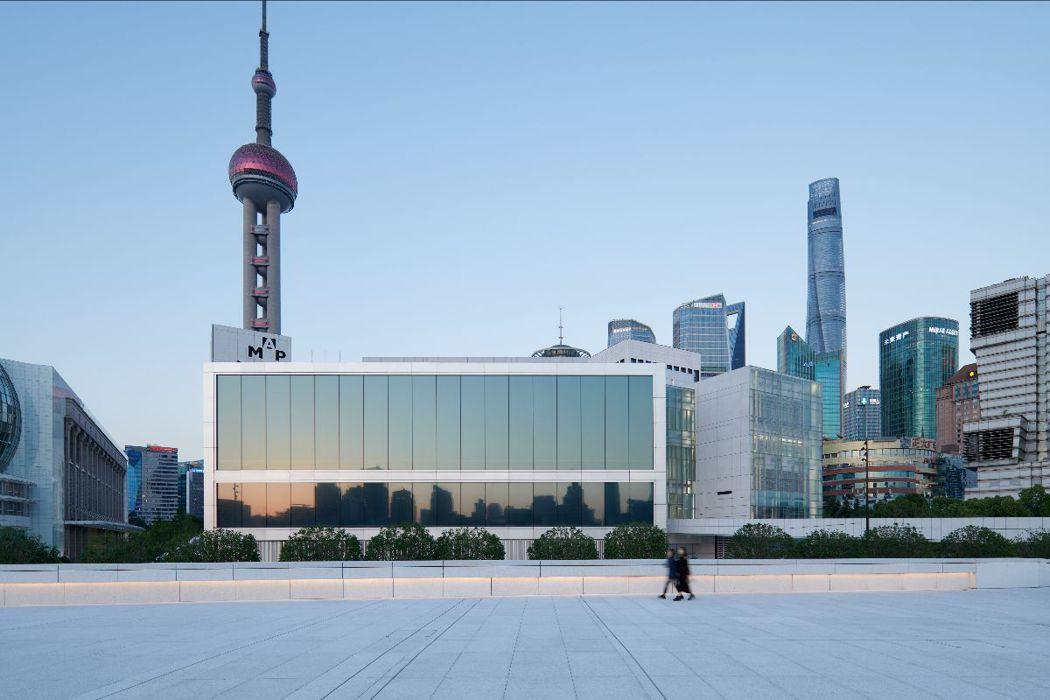 上海浦東美術館全新開幕。圖/蔡國強工作室提供