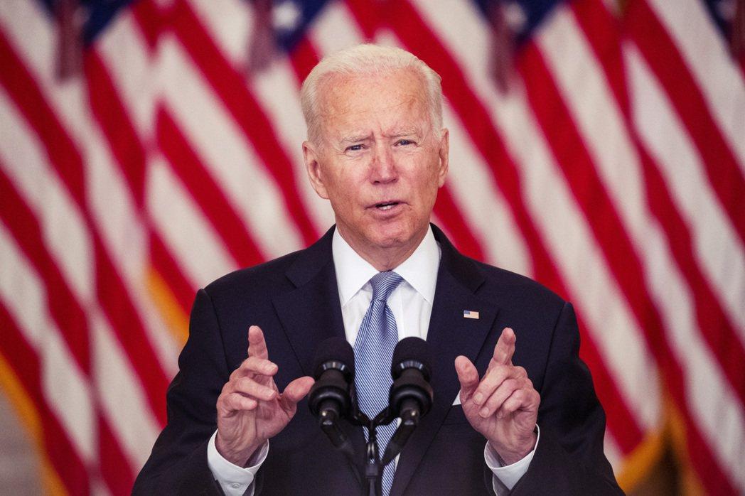 拜登:「阿富汗戰爭已經拖到第四任美國總統了,就會在我手上結束,我絕不會把這場戰爭...
