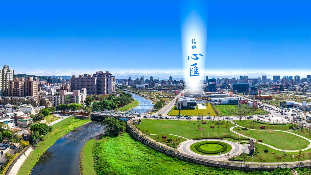 福鄉心匯立地條件集精華於一身,4大商圈、便捷交通網,還有水岸、綠意圍繞令人稱羨的...