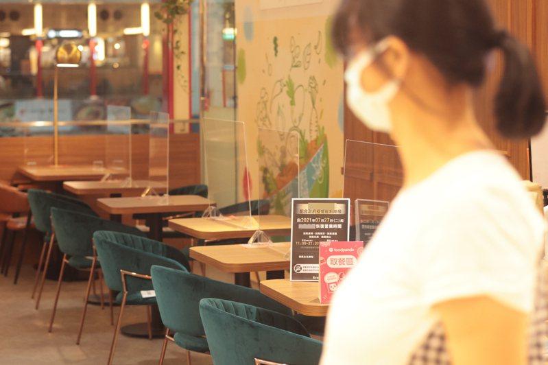 第4季人力需求調查,受疫情影響,餐飲業創同期史上次低。 報系資料照/記者蘇健忠攝影