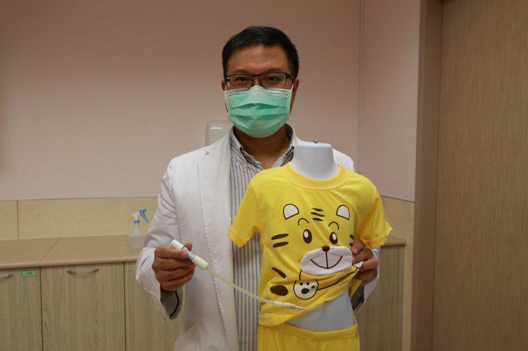 亞洲大學附屬醫院腹膜透析室主任林軒任指出,急性腎衰竭時,務必把握治療黃金時間,千...