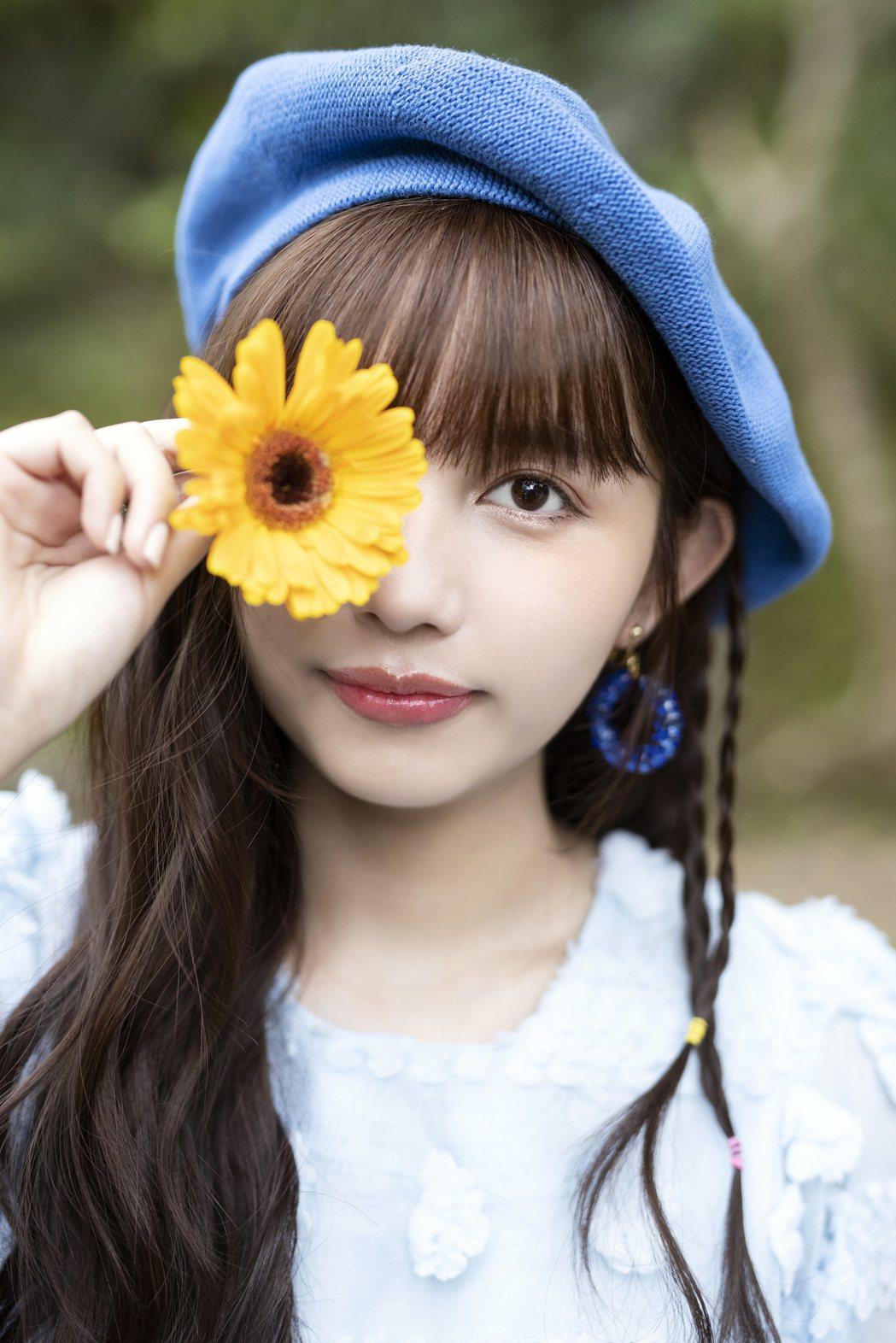 琳誼推出首張EP「青春集Daisy」。圖/相映國際提供