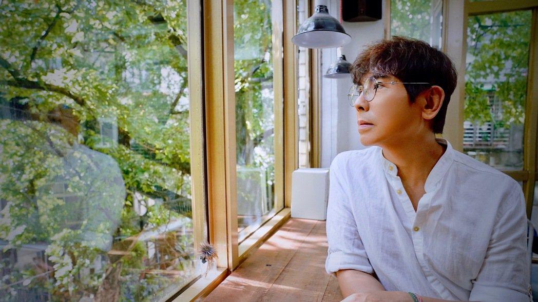 郭蘅祈睽違24年後將推出首張創作專輯「不絕於耳」。圖/祈菩行提供