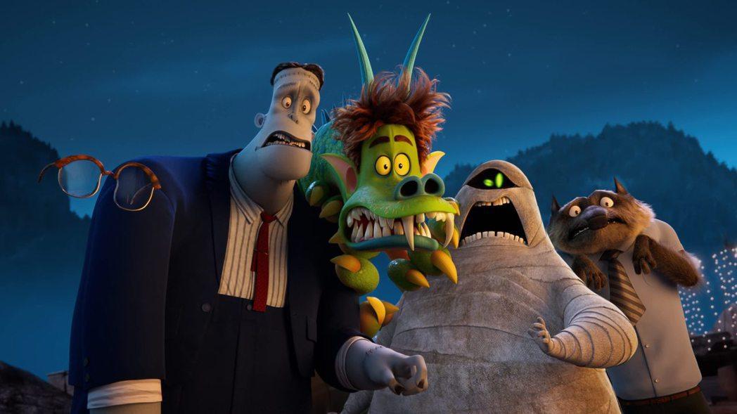 「尖叫旅社:變形怪獸」可能會賣給亞馬遜全球上架,跳過戲院上映。圖/摘自imdb