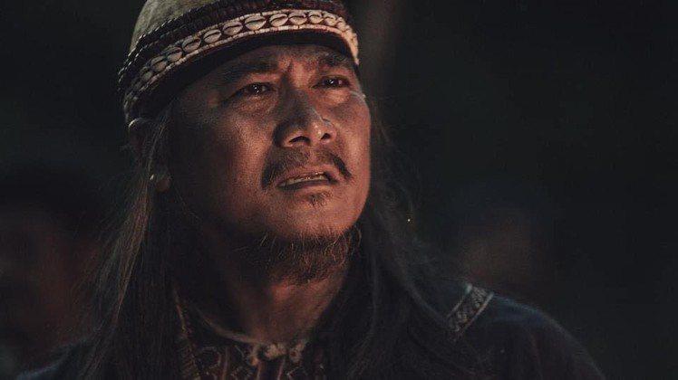 查馬克・法拉屋樂在「斯卡羅」中飾演「卓杞篤」。圖/摘自臉書
