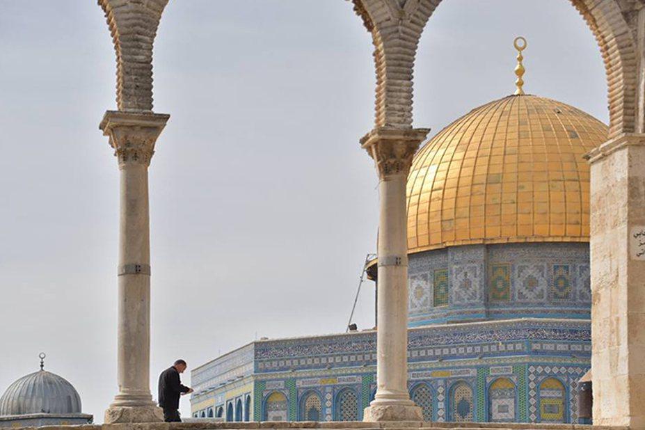 耶路撒冷蘊含重要的宗教、歷史與地理意義,是許多人夢想的朝聖之地。圖 / 林瑞昌提...