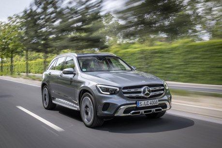 最賣休旅GLC領軍 2021上半年Mercedes-benz全球銷量成長高達24.3%!