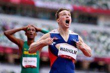 田徑/挪威跨欄之王奧運奪金不滿足 夢想是跨過一輛車