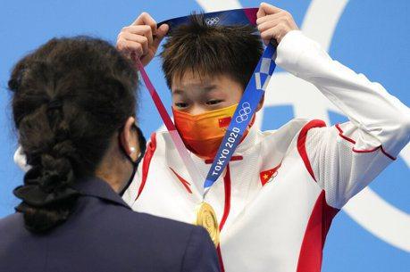全紅嬋遭中國商家註冊商標15次 中國奧會發聲了