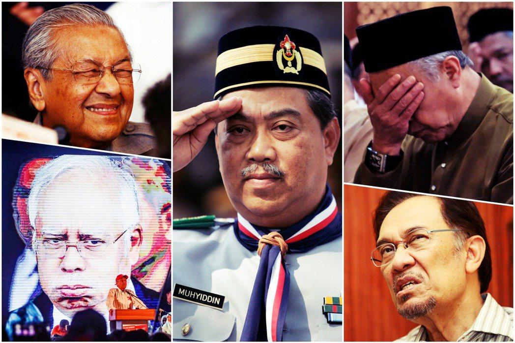 無論政權如何更迭,一位社運人士曾如此形容:權力始終在這些「昏庸的老男人」集團之間...